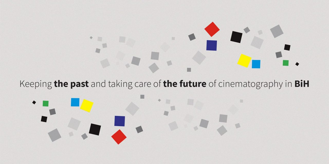 Application for the development of movie projects in Bosnia and Herzegovina