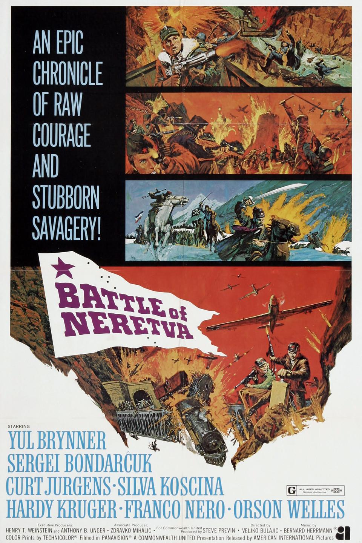 The Battle on the River Neretva Image