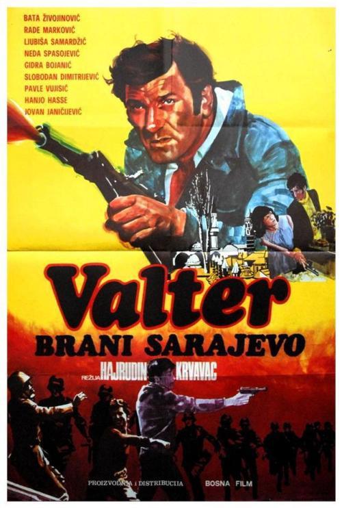Walter defends Sarajevo Image