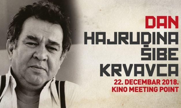 Dan Hajrudina Šibe Krvavca u Sarajevu