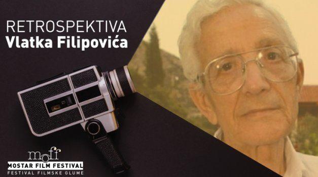 Retrospektiva filmova Vlatka Filipovića u Mostaru